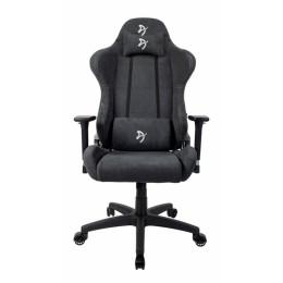 Arozzi Torretta mehka tkanina-temno siv gaming stol