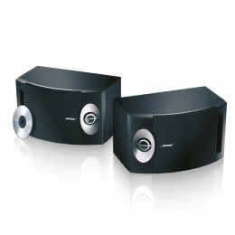Bose 201-V® Direct/Reflecting® stereo zvočnik črn