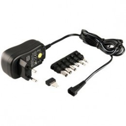 Bandridge VL Adapter Universal 1.0A Wall -> 6x Power Plug - BANDRIDGE