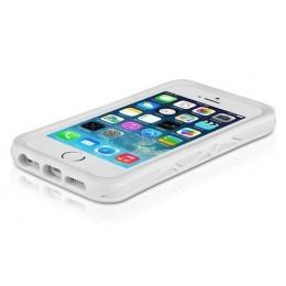 ITSKINS Bumper TPU etui VENUM + zaščita zaslona in hrbta za iPhone 5S/5, bele barve, APH5-VENUM-WITE - ITSkins