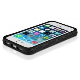 ITSKINS Bumper TPU etui VENUM + zaščita zaslona in hrbta za iPhone 5S/5, črne barve, APH5-VENUM-BLCK - ITSkins