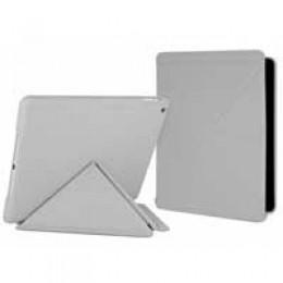 Cygnett Zaščitni etui z zložljivim pokrovom PARADOX SLEEK za iPad Air, sive barve, CY1324CIPSL - Cygnett
