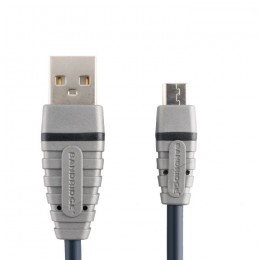 BANDRIDGE COMPUTER BCL4901 USB M - USB Micro M kabel 1m - BANDRIDGE