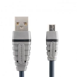 BANDRIDGE COMPUTER BCL4902 USB M - USB Micro M kabel 2m - BANDRIDGE