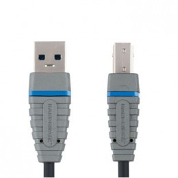 BANDRIDGE COMPUTER BCL5103 USB 3.0 - USB B kabel 3m - BANDRIDGE