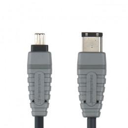 BANDRIDGE COMPUTER BCL6205 FireWire 4-6 kabel 5m - BANDRIDGE