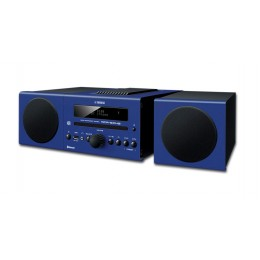 Yamaha MCRB-043 mikro glasbeni stolp - moder