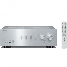 Stereo ojačevalec Yamaha A-S301 - srebrna