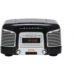 Teac SL-D930 (Črn) Radio/CD/Bluetooth 2.1 Retro Sistem - TEAC