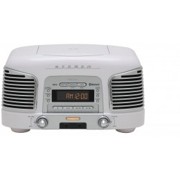 Teac SL-D930 (Bel) Radio/CD/Bluetooth 2.1 Retro Sistem - TEAC