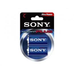 Alkalne  X-Power baterija Sony AM2-B2D LR14, tip C, 2/1