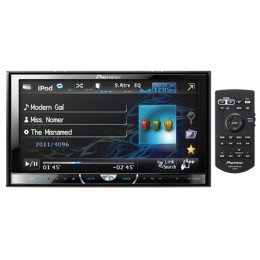 Avtoradio z LCD zaslonom Pioneer AVH-3400DVD