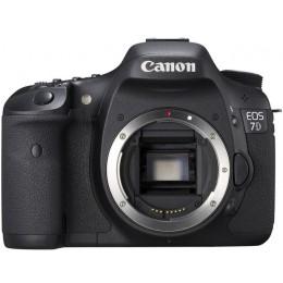 Canon EOS 7D ohišje SLR fotoaparat