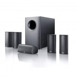 CANTON Movie 265 komplet zvočnikov 5.1 - črni
