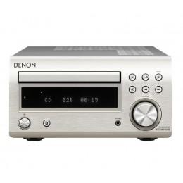 CD stereo sprejemnik Denon RCD-M41 - srebrn