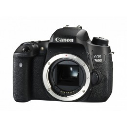 Digitalni fotoaparat Canon EOS 760D (body)