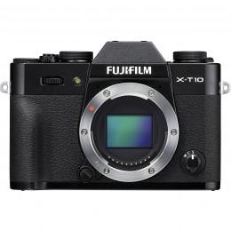 Digitalni fotoaparat Fujifilm FinePix X-T10 (body) - črn