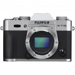 Digitalni fotoaparat Fujifilm FinePix X-T10 (body) - srebrn