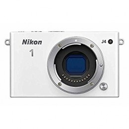Digitalni fotoaparat Nikon 1 J4 (body) - bel