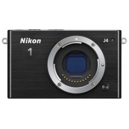 Digitalni fotoaparat Nikon 1 J4 (body) - črn