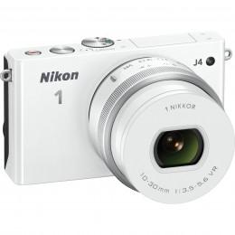 Digitalni fotoaparat Nikon 1 J4 kit 10-30mm PD Zoom - bel