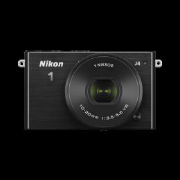 Digitalni fotoaparat Nikon 1 J4 kit 10-30mm PD Zoom - črn
