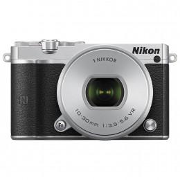 Digitalni fotoaparat Nikon 1 J5 kit 10-30mm PD-Zoom - srebrn