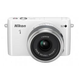 Digitalni fotoaparat Nikon 1 S2 kit 11-27,5mm - bel