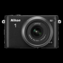 Digitalni fotoaparat Nikon 1 S2 kit 11-27,5mm - črn