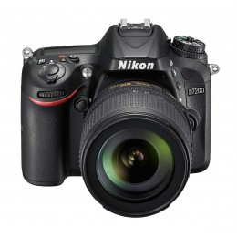 Digitalni fotoaparat Nikon D7200 kit 18-105mm VR