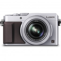 Digitalni fotoaparat Panasonic DMC-LX100 - srebrn