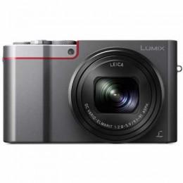 Digitalni fotoaparat Panasonic DMC-TZ100 - srebrn