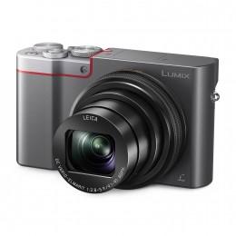 Digitalni fotoaparat Panasonic DMC-TZ101 - srebrn