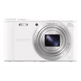 Digitalni fotoaparat SONY DSC-WX350 - bel