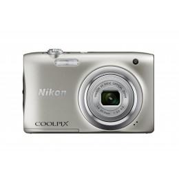 Digitalni fotoaparat Nikon Coolpix A100 - srebrn