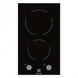 Steklokeramična kuhalna plošča Electrolux EHF3920BOK
