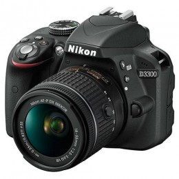 Digitalni fotoaparat NIKON D3300 Kit AF-P 18-55 VR