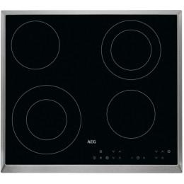 Steklokeramična kuhalna plošča AEG HK634021XB