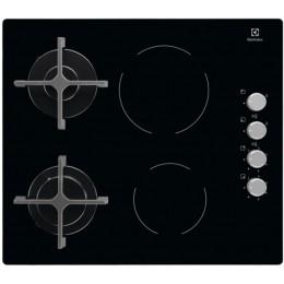 Kombinirana kuhalna plošča Electrolux EGE6172NOK