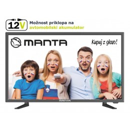 LED TV Manta 24LHN99L