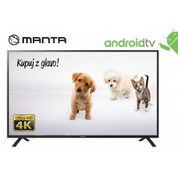 LED TV Manta 55LUA69K