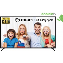 LED TV Manta 65LUA79M (4K, Android)