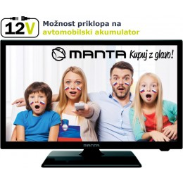LED TV sprejemnik Manta LED24LFN37L