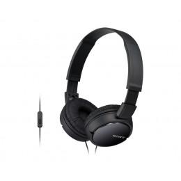 Naglavne slušalke SONY MDR-ZX110APB