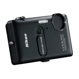 NIKON COOLPIX S1200PJ digitalni fotoaparat