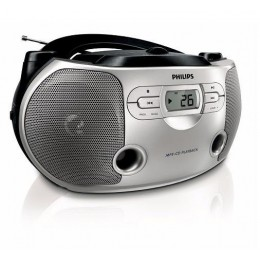 PHILIPS AZ1046 RADIO S CD PREDVAJALNIKOM