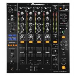 Pioneer dj mešalna miza DJM-850-K