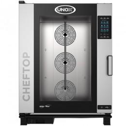 Plinska Parnokonvekcijska pečica UNOX XEVC-1021-GPR plus 10 GN 2/1