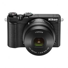 Digitalni fotoaparat Nikon 1 J5 kit 10-30mm PD-Zoom - črn