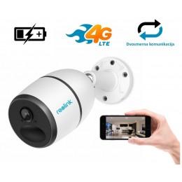 REOLINK brezžična kamera GO 4G-LTE, 1080p Full HD